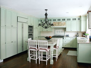 country kitchen table and chairs